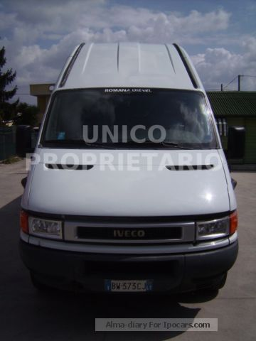 iveco daily  car photo  specs