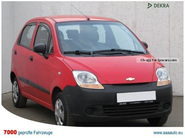 2009 Chevrolet  SPARK 0.8I 2009 1.HAND Small Car Used vehicle (  Accident-free ) photo