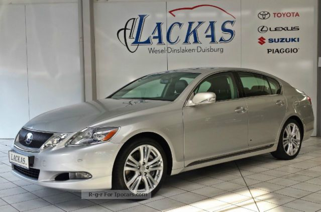 2009 Lexus  GS 450h, Bi-Xenon, AHK, Camera, Sitzheiz Saloon Used vehicle (  Accident-free ) photo