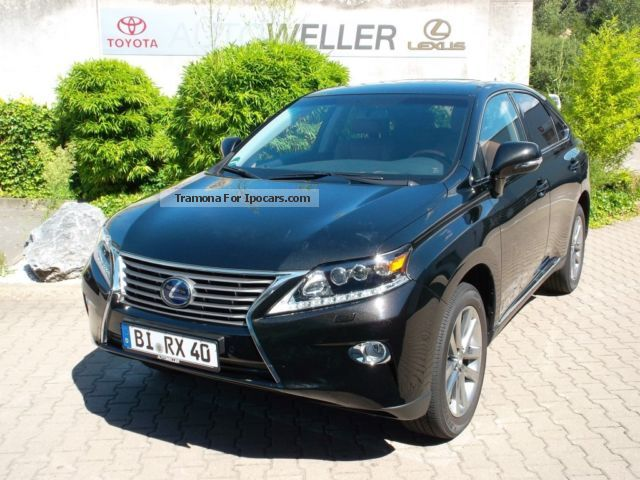 Lexus  RX 450h (hybrid) Luxury Line 2013 Hybrid Cars photo