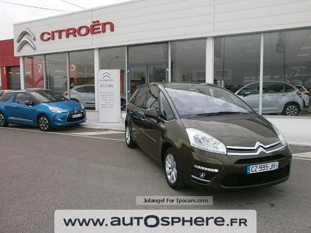 2013 Citroen  C4 Picasso 1.6 HDI FAP 110ch Exclusive Van / Minibus Used vehicle photo