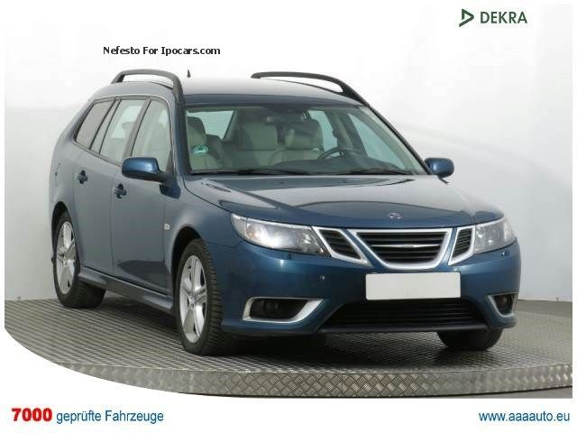 2008 Saab  9.3 TURBO 2.8 V6 2008 4X4, 1.HAND, CHECKBOOK Estate Car Used vehicle (  Accident-free ) photo