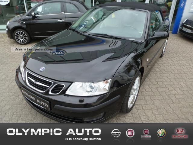 2006 Saab  9-3 Convertible 1.9 TiD Cabriolet / Roadster Used vehicle photo
