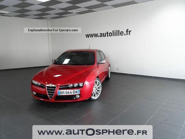 2011 Alfa Romeo  159 2.0 JTDm136 TI Saloon Used vehicle photo