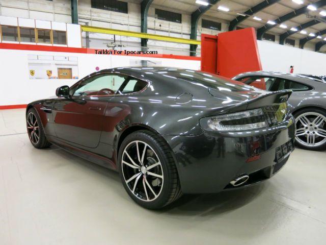 2013 Aston Martin V8 Vantage S Sp10 Sport Shift Camera Full Opt