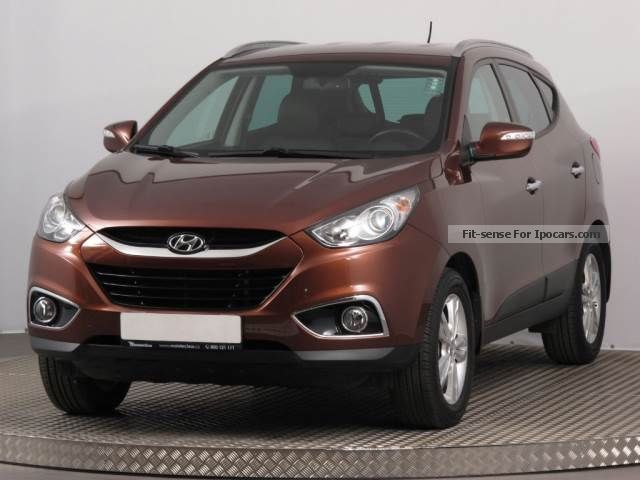 2013 hyundai ix35 2 0 crdi 2013 1 hand checkbook leather car photo and specs. Black Bedroom Furniture Sets. Home Design Ideas