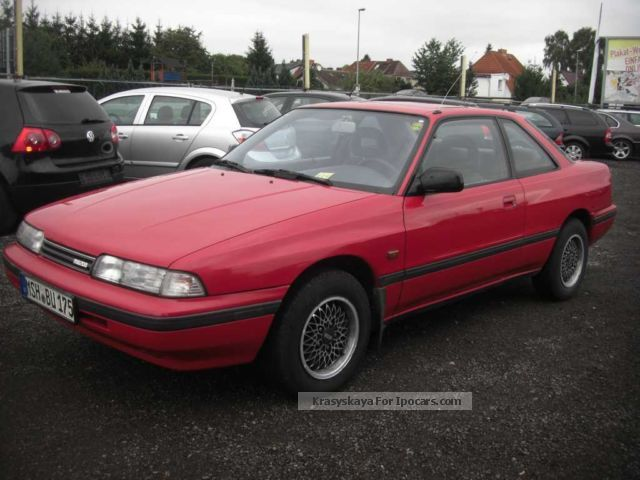 1987 Mazda  626 2.0i GLX ** excellent condition ** TÜV / AU 03/2015 ** Sports Car/Coupe Used vehicle photo