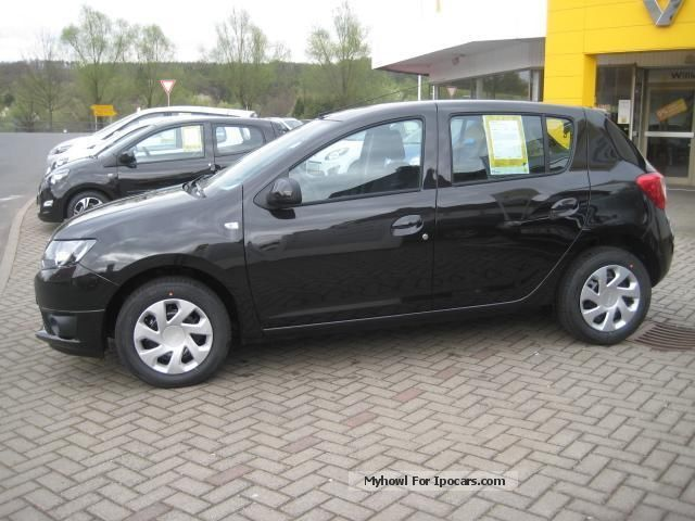 2012 dacia sandero laureate ii tce 90 car photo and specs. Black Bedroom Furniture Sets. Home Design Ideas