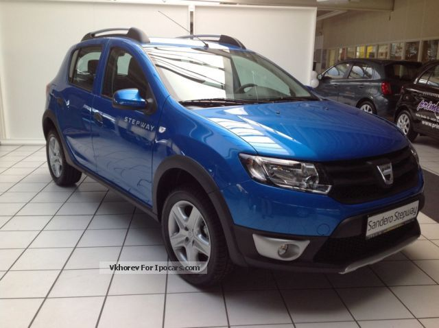 2012 dacia sandero stepway tce 90 ambiance car photo and specs. Black Bedroom Furniture Sets. Home Design Ideas