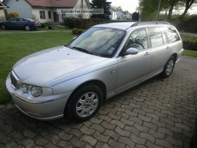 2003 Rover  75 Tourer 1.8 Estate Car Used vehicle(  Accident-free) photo