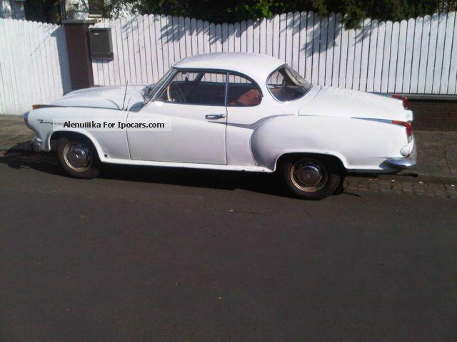 2012 Borgward  Isabella Coupe Sports Car/Coupe Used vehicle photo