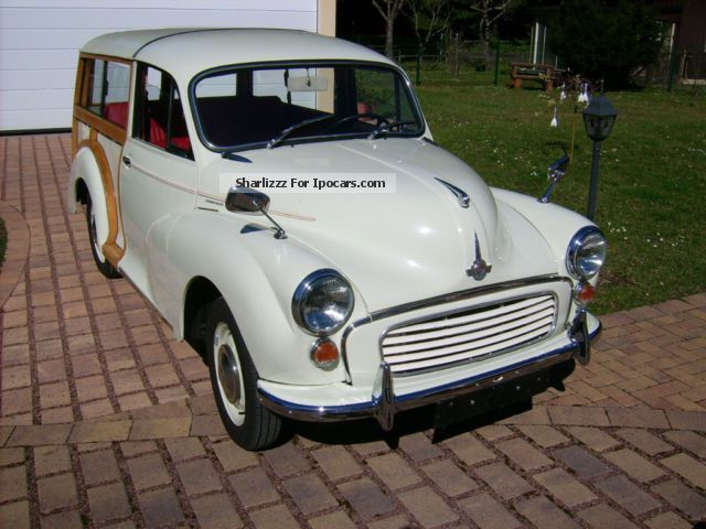 Austin  Morris Minor 1000 Traveller LHD! 1970 Vintage, Classic and Old Cars photo