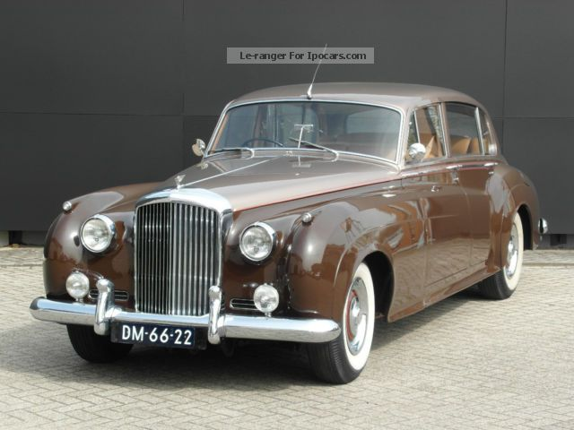 Bentley  S2 Long Wheel Base with Division 1 of 57 built 1960 Vintage, Classic and Old Cars photo