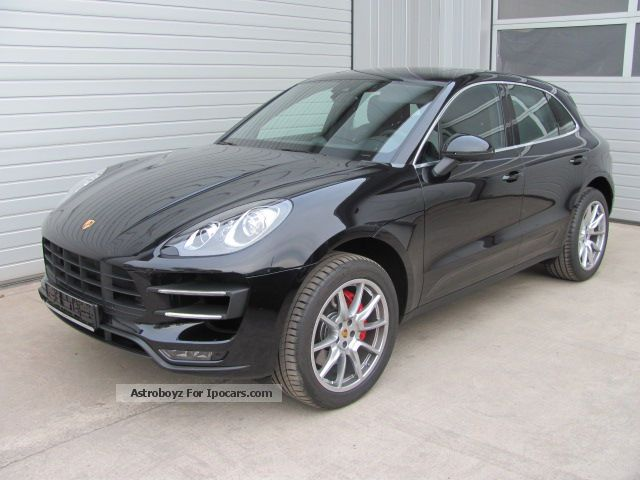 2014 Porsche  Macan Turbo PDK PANORAMA * CARBON * SPORT CHRONO * Off-road Vehicle/Pickup Truck Used vehicle (  Accident-free ) photo