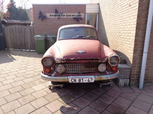 Wartburg  Other 1964 Vintage, Classic and Old Cars photo