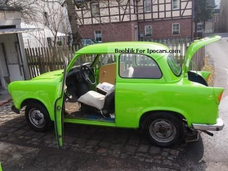 Trabant  Offer P60 Bj 1962 Fahrbereit 1962 Vintage, Classic and Old Cars photo