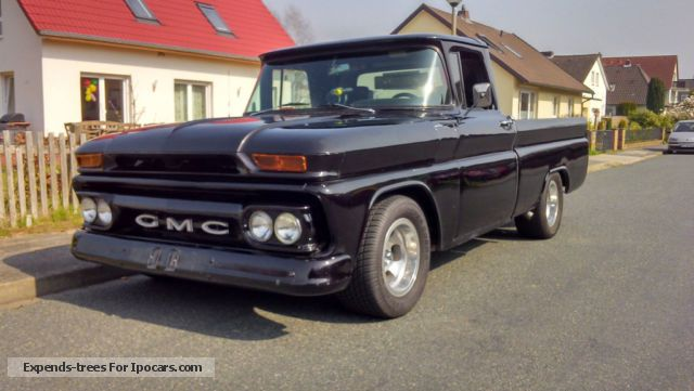 1962 GMC  Other Off-road Vehicle/Pickup Truck Used vehicle (  Accident-free ) photo