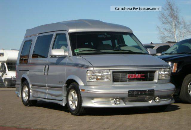 1997 GMC  American Road Van / Minibus Used vehicle photo