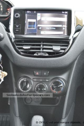 peugeot   vti  cv business bluetooth car photo  specs