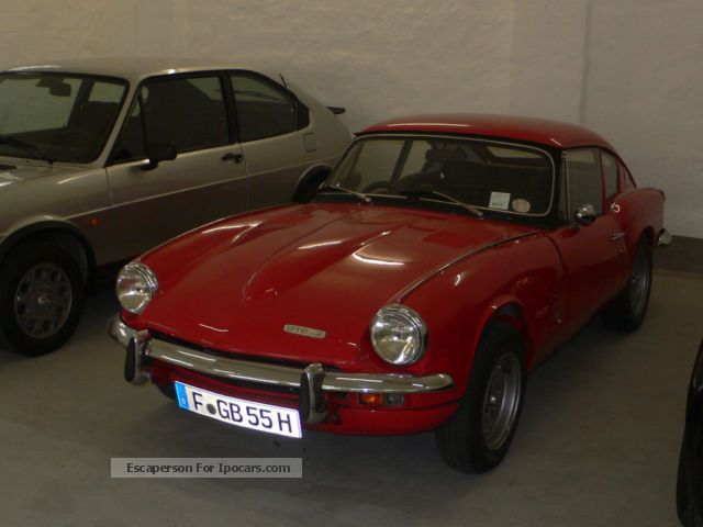 Triumph  GT 6 Mk2 1970 Vintage, Classic and Old Cars photo