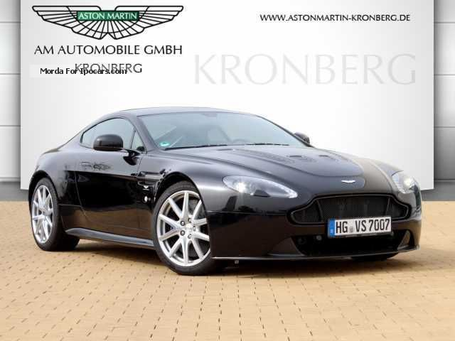 2014 Aston Martin  V12 Vantage S Coupe Sports Car/Coupe Used vehicle (  Accident-free ) photo