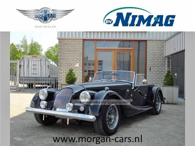 1992 Morgan  Plus 8 3.9i Cabriolet / Roadster Used vehicle photo