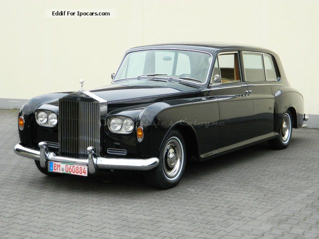 Rolls Royce  Rolls Royce Phantom V extensively restored 1967 Vintage, Classic and Old Cars photo