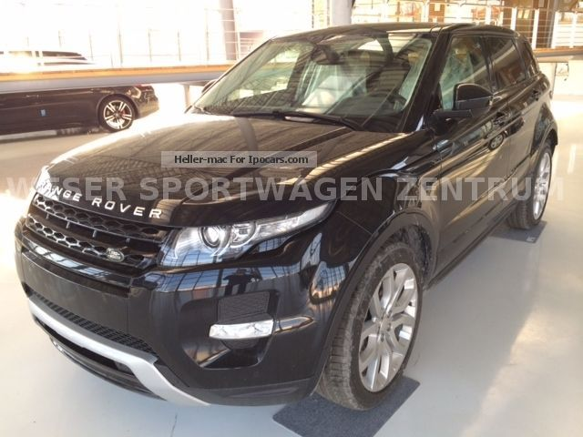 2014 Land Rover  Evoque SD4 Aut. Dynamic! \ Off-road Vehicle/Pickup Truck Used vehicle photo
