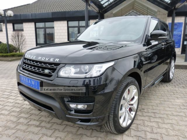 2014 land rover range rover sport autobiography 5 0 7 seater pan car photo and specs. Black Bedroom Furniture Sets. Home Design Ideas