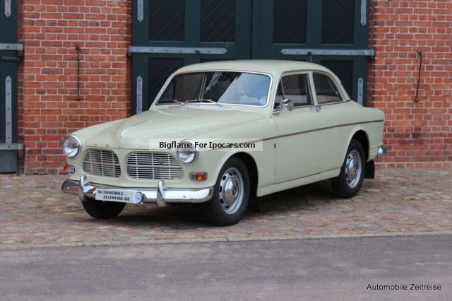 Volvo  Amazon 1966 top vehicle 2tl H TÜV approval 1966 Vintage, Classic and Old Cars photo