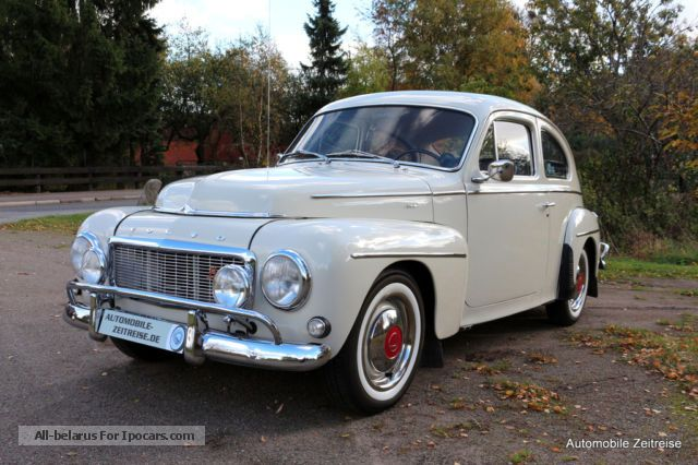 Volvo  S. G. 544 Sport Condition 98600km FIVA passport 1963 Vintage, Classic and Old Cars photo