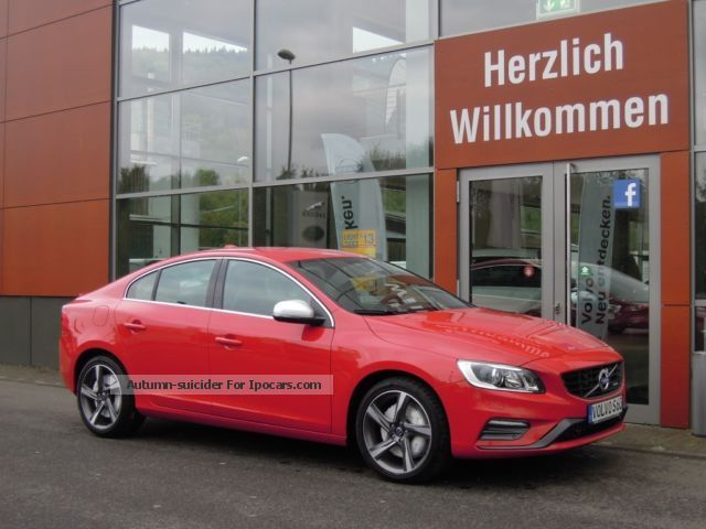 2014 Volvo  S60 T3 R-Design Momentum Saloon Demonstration Vehicle (  Accident-free ) photo