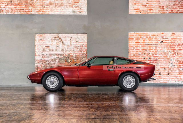 Maserati  Khamsin, Europe model, excellent condition 1977 Vintage, Classic and Old Cars photo