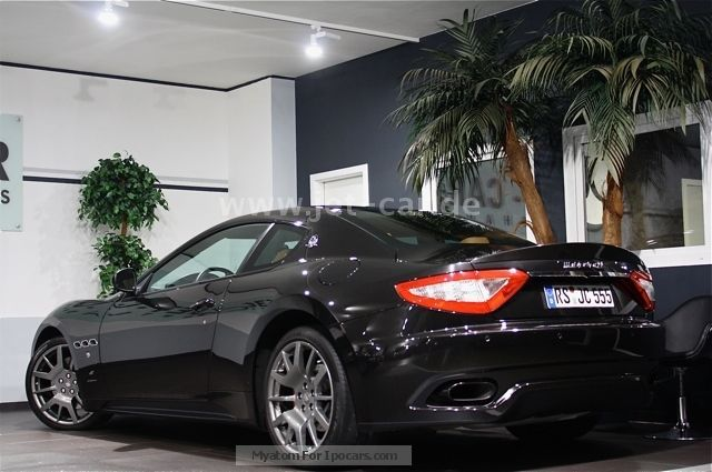 2013 maserati gran turismo s warranty 01 2016 car photo and specs. Black Bedroom Furniture Sets. Home Design Ideas