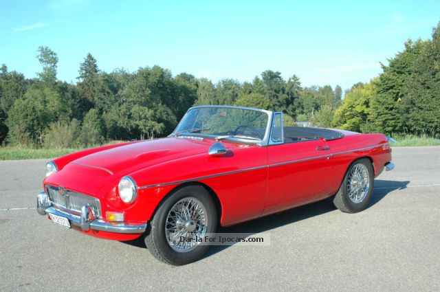 1968 MG  MGC Cabriolet / Roadster Classic Vehicle (  Accident-free ) photo