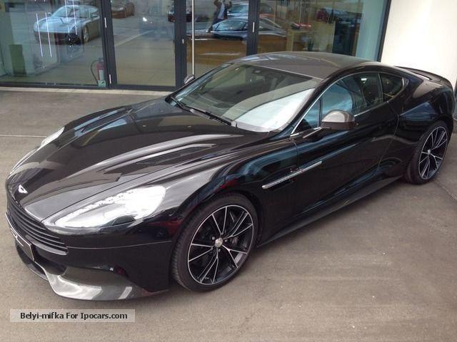2013 Aston Martin Vanquish V12 Ferrari Stuttgart Car Photo And Specs