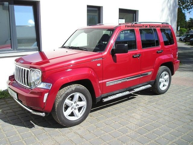 2010 Jeep  Cherokee 2.8 CRD DPF pensioners vehicle Off-road Vehicle/Pickup Truck Used vehicle (  Accident-free ) photo