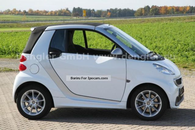 2013 smart fortwo cabrio cdi 40kw navi power shz passion car photo and specs. Black Bedroom Furniture Sets. Home Design Ideas