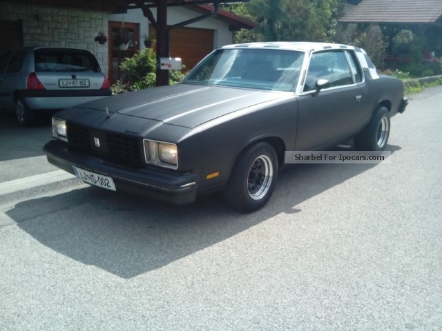 Oldsmobile  Cutlass 1979 Vintage, Classic and Old Cars photo