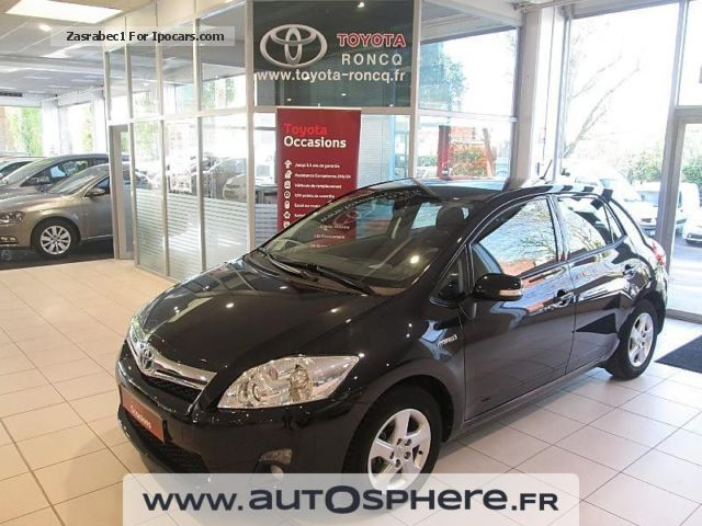 Toyota  Auris HSD 136h Connect 15 5p 2011 Hybrid Cars photo