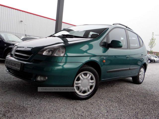 2006 Daewoo  Tacuma 1.6 * retired vehicle only 37,150 KM * TÜVneu Saloon Used vehicle(  Accident-free) photo