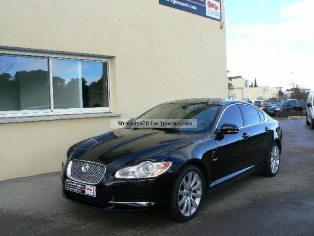 2010 jaguar xf xf 3 0 v6 d s 275 fap luxe premium a car photo and specs. Black Bedroom Furniture Sets. Home Design Ideas