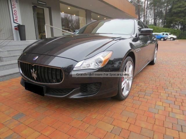 2013 maserati quattroporte s q4 car photo and specs. Black Bedroom Furniture Sets. Home Design Ideas