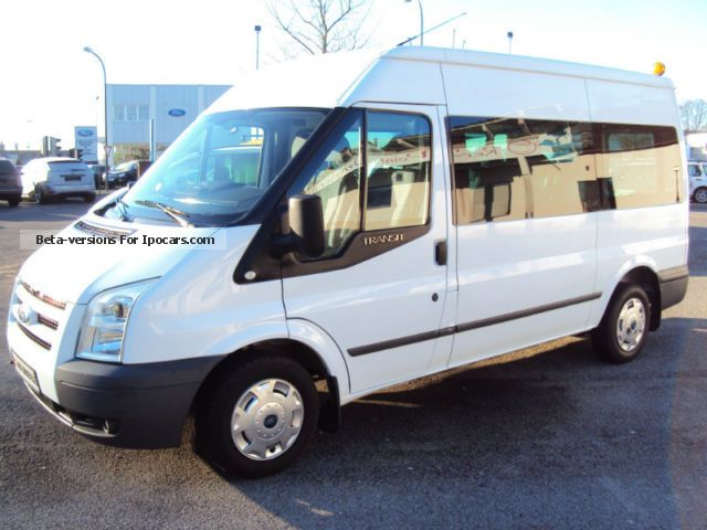 2008 Ford  FT 300 M TDCi Trend / 9 seater / Cruise Control / AIR Van / Minibus Used vehicle(  Accident-free) photo