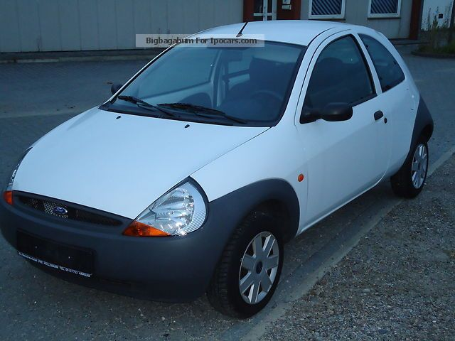 2006 Ford  Ka Model 2007 / servo / ABS / airbag Small Car Used vehicle photo