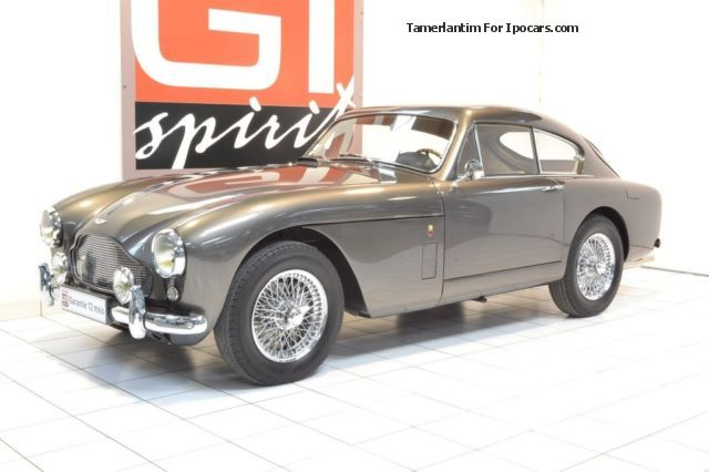 Aston Martin  DB 2/4 Mark III 1958 Vintage, Classic and Old Cars photo