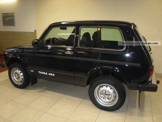 2014 lada niva 4x4 taiga easy truck anhaengekupplung 2. Black Bedroom Furniture Sets. Home Design Ideas