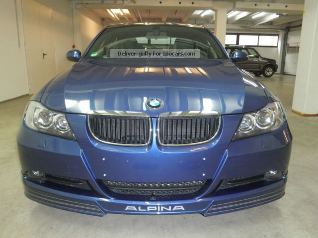 2012 Alpina  D3 is only original 24.000km! Saloon Used vehicle (  Accident-free ) photo