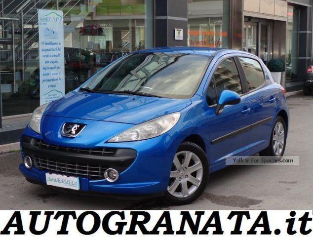 2006 Peugeot  207 1.6 16v HDI XSI Saloon Used vehicle photo
