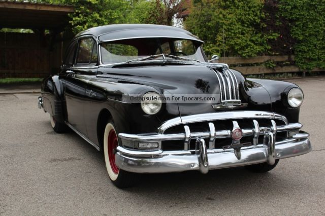 Pontiac  Chieftain Silver Streak 8 VERY GOOD CONDITION 1950 Vintage, Classic and Old Cars photo